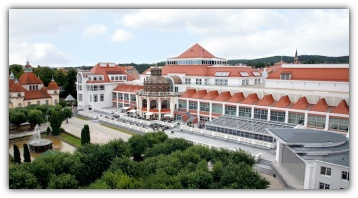 sale konferencyjne w Sheraton Sopot Hotel Conference Center Spa